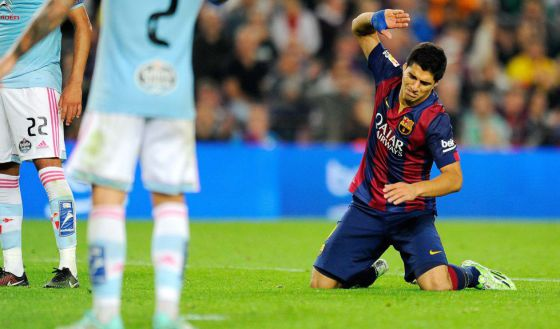 1c33b4c3c39cb Barcelona 0-Celta 1  Chasco monumental en el Camp Nou