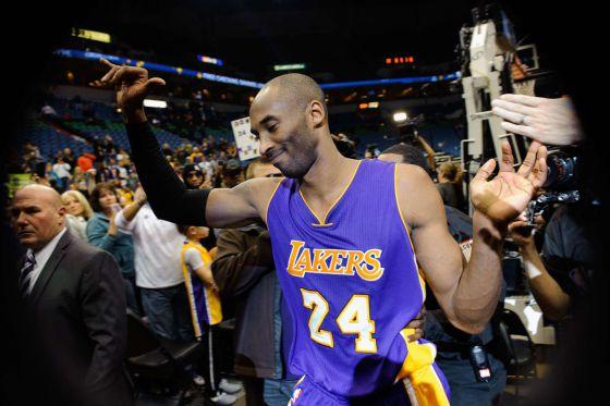 info for a3501 78a46 NBA  Kobe Bryant supera el registro anotador de Michael Jordan   Deportes    EL PAÍS