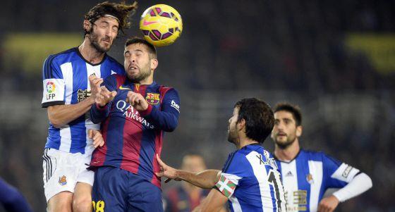 Real Sociedad, 1-Barcelona, 0: Luis Enrique paga su osadía en Anoeta    Deportes   EL PAÍS