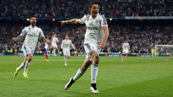 Madrid 1-Atlético 0: El Real Madrid hace los únicos méritos ...