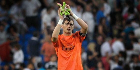 Goleiro Casillas encerra um ciclo de 25 anos de glória no Real ... 239971b52eea8