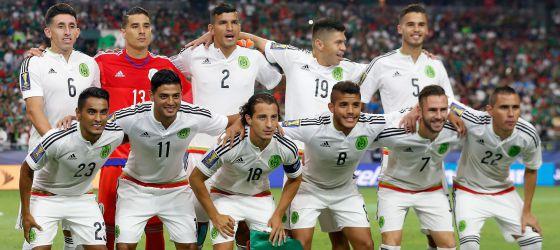 34c098f1075c8 México vs Trinidad y Tobago