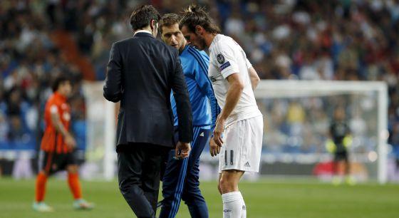 Real Madrid  Gareth Bale sufre la cuarta lesión en el gemelo en los últimos  dos años  e7aa95919e06