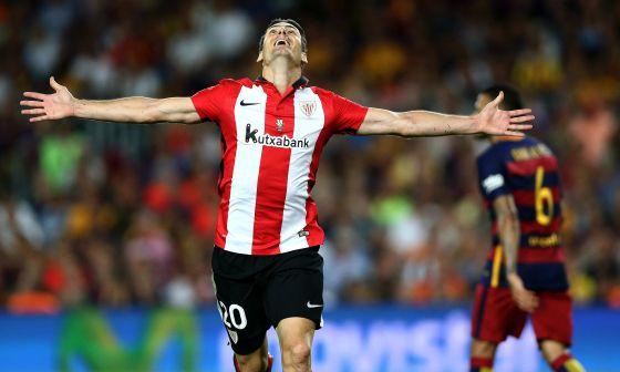 Athletic de Bilbao  Aduriz d6737cc7ab82c