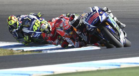 ea9b2ea61ad MotoGP Valencia: Horarios del fin de semana en Cheste   Deportes ...