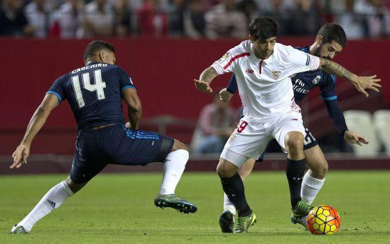 Konoplyanka y el Sevilla desnudan al Madrid  0aefd67bc63bb