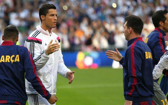 Real Madrid x Barcelona  Messi deve jogar pelo menos 30 minutos ... 4459f5f338e61
