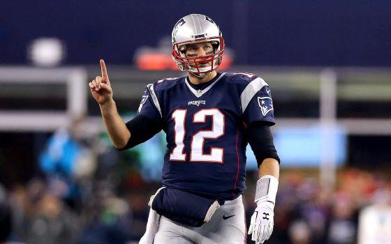 Brady y la defensa ponen a los Patriots en la final de conferencia ... 768684e41f2