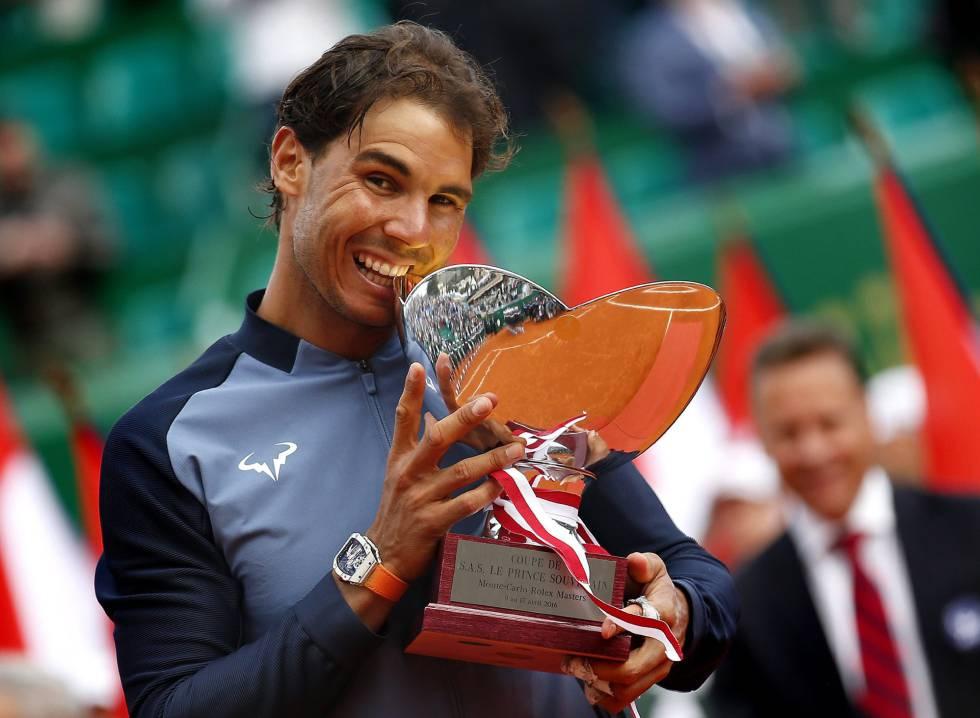ATP Masters de Montecarlo: Nadal, campeón en amor propio | Deportes | EL  PAÍS