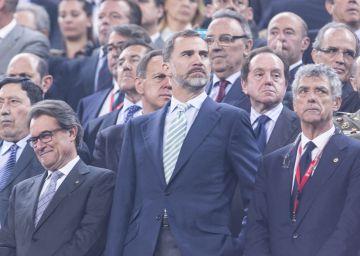 El organizador de la pitada al himno en la Copa del Rey 2015 se ampara en la libre expresión