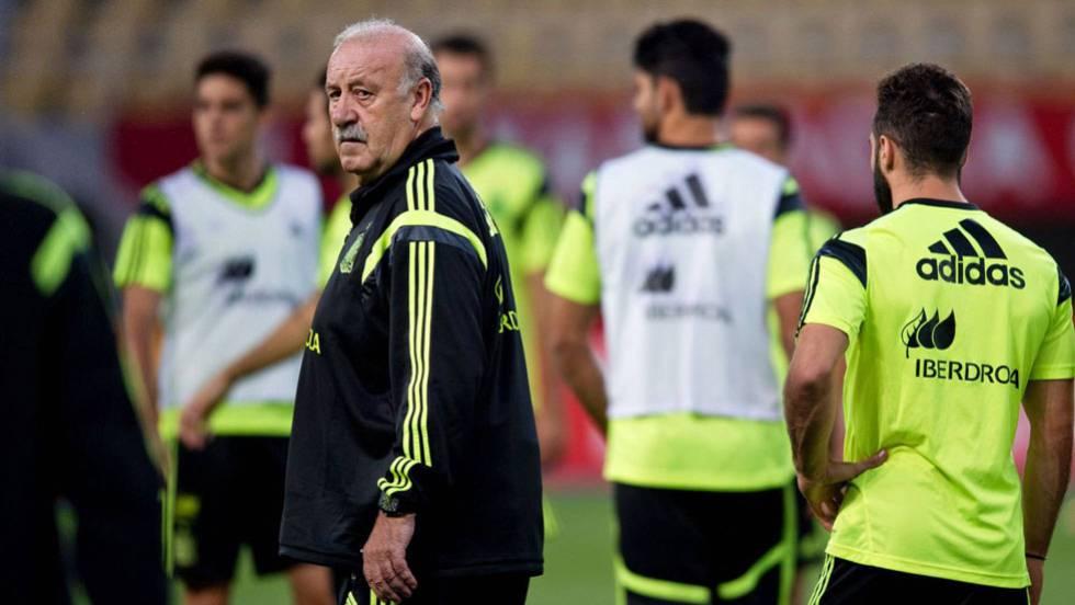 26f7174717117 Convocação da Espanha para a Eurocopa inclui Saúl e Lucas Vázquez ...