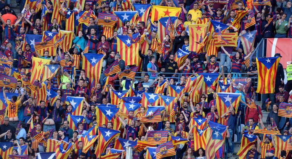 Copa del Rey 2016  Más partido que esteladas  6c2fb57366a