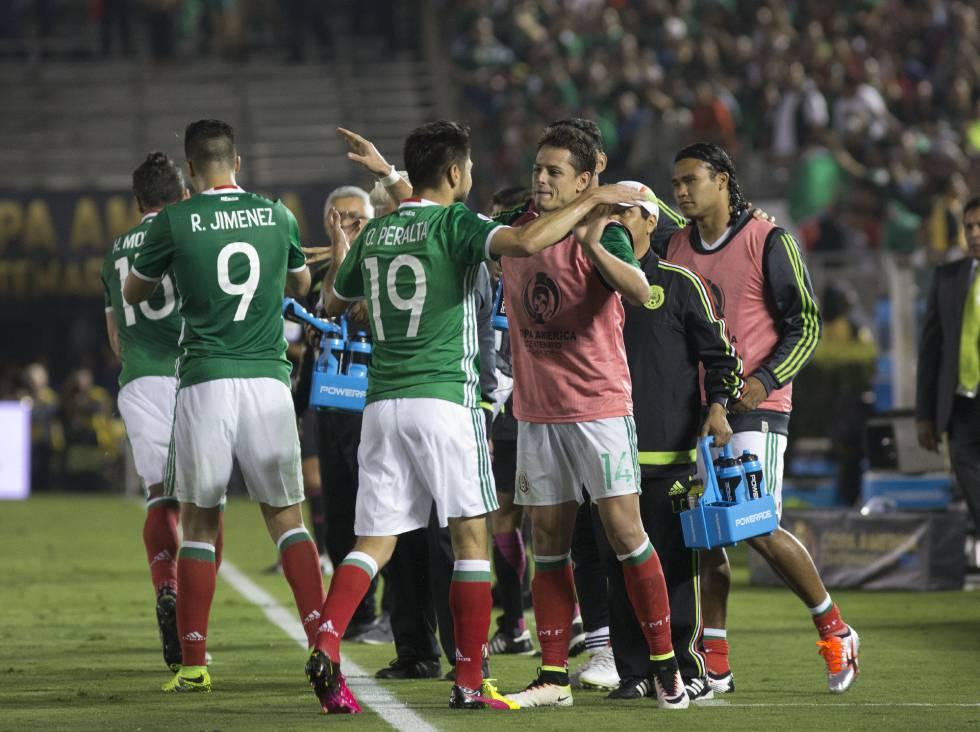 1950d1cc4 México vs Venezuela en vivo en la Copa América 2016