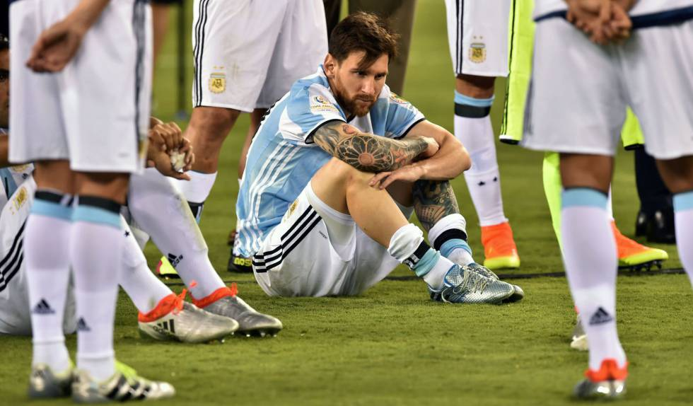 Copa de America: Leo Messi quits Argentinean national side