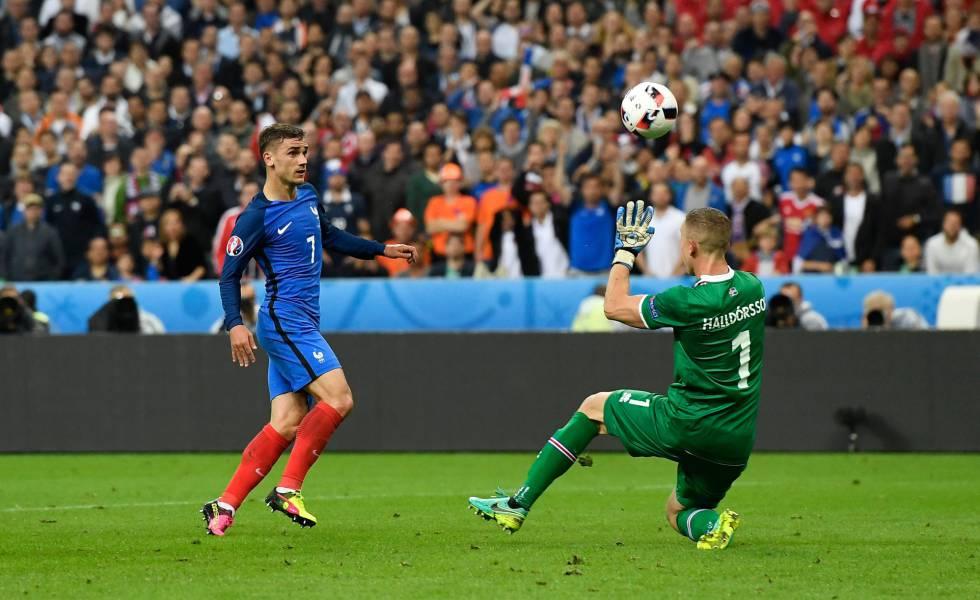 Resultado Do Jogo Franca X Islandia Pela Eurocopa