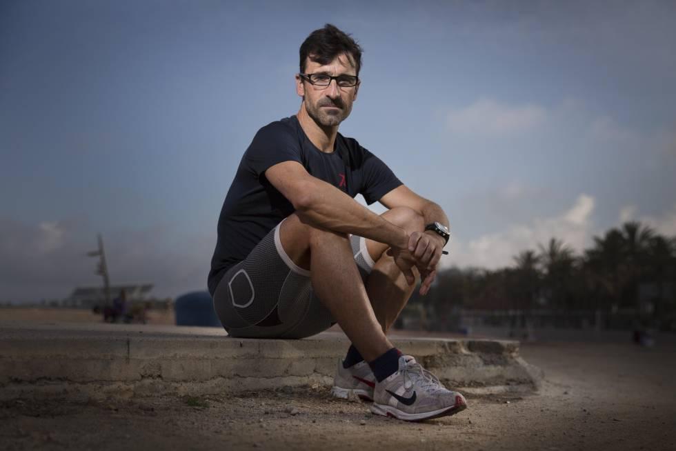 """5b4fcee256 Marcha Juegos Olímpicos de Río 2016  García Bragado  """"Mi victoria en ..."""