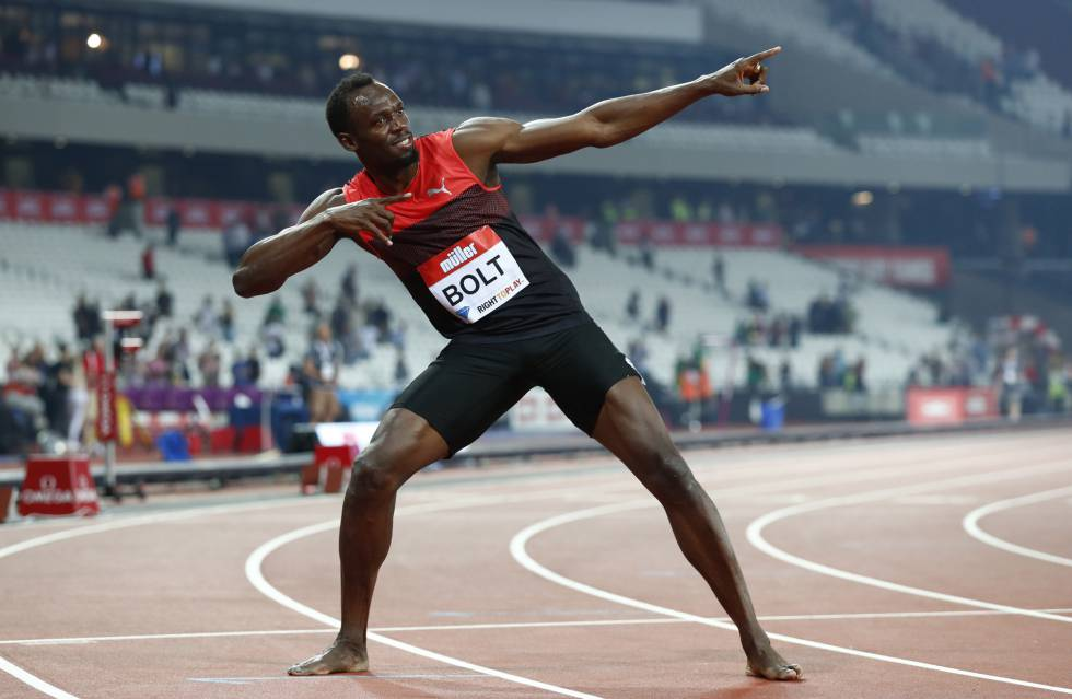 0ad7b9a4026 Atletismo Olimpíadas Rio 2016  Bolt será o maior