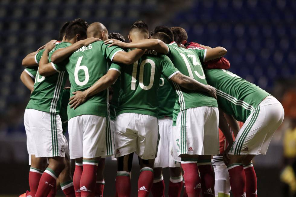 El fútbol mexicano busca revalidar el oro olímpico  a72263ac43d1c