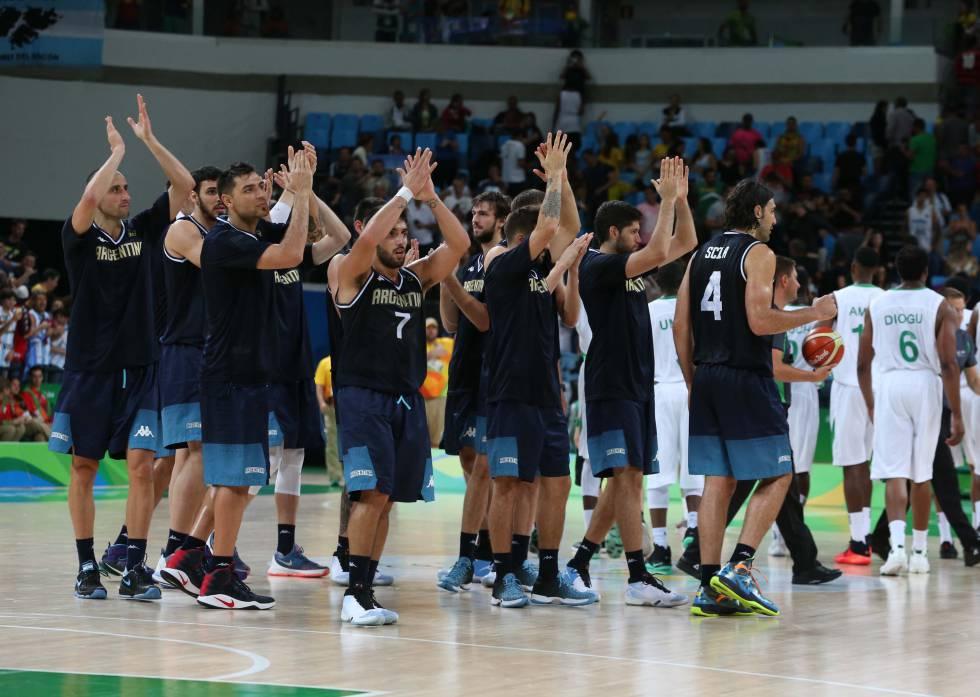 Juegos Río 2016  La selección argentina de baloncesto criticó a sus ... d61f5219aca77