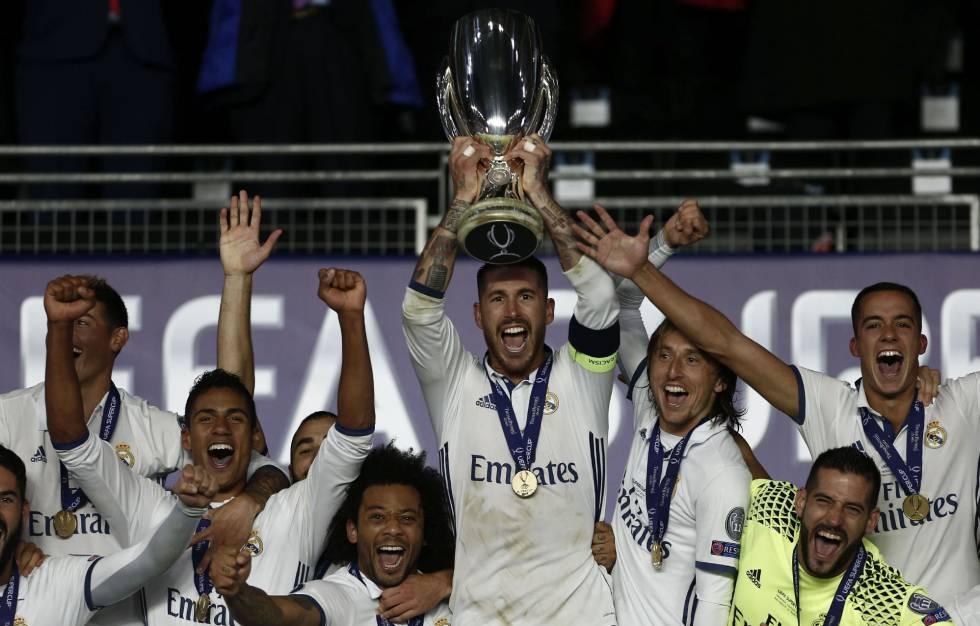 El Real Madrid gana la Supercopa de Europa 2016 | Deportes | EL PAÍS