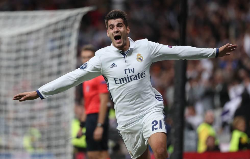El Real Madrid remonta en el último suspiro al Sporting  79916650fccf3
