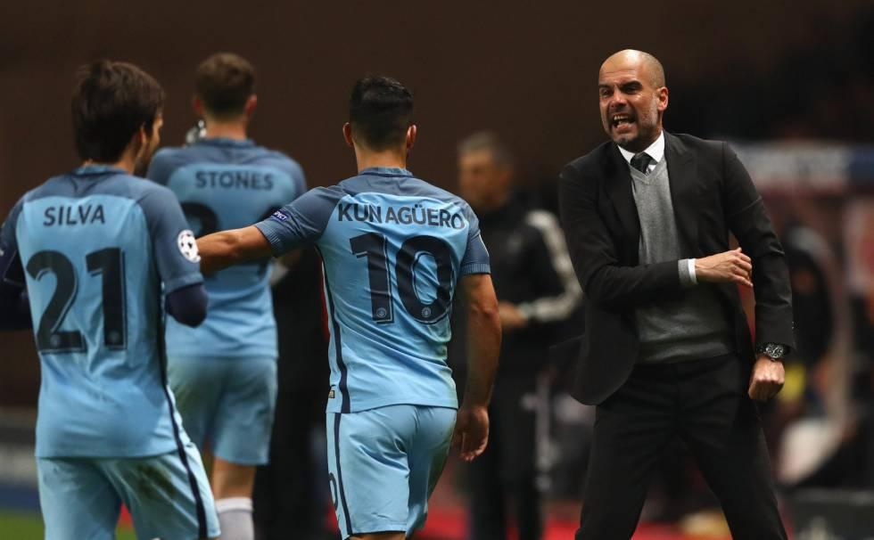 El Mónaco echa de la Champions al Manchester City de Guardiola ...