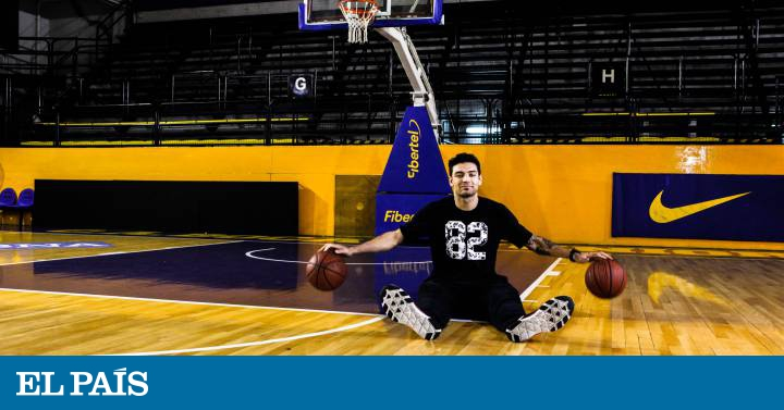 """Baloncesto argentino  Carlos Delfino  """"En la generación dorada nunca nadie  fue más importante que el equipo""""  3c674f90a9572"""