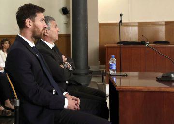 Messi eludirá la condena de 21 meses de cárcel si paga 252.000 euros de multa