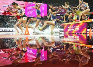 Mundial de Atletismo de Londres 2017: calendario y horarios