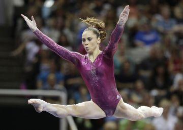 McKayla Maroney: otra gimnasta de EEUU denuncia que sufrió abusos