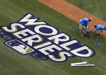 World Series 2017: Dodgers vs. Astros, horarios y resultados