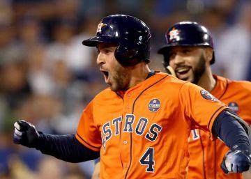 Los Astros de Houston ganan las Series Mundiales ante los Dodgers de Los Ángeles