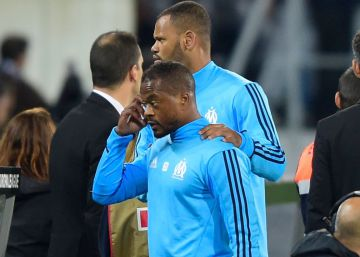 Evra, suspendido de las competiciones europeas para toda la temporada
