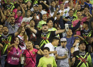 Ciudad Juárez, de las cenizas de la violencia renació el fútbol