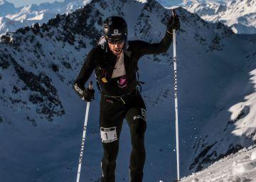 El esquí de montaña catalán rompe con España