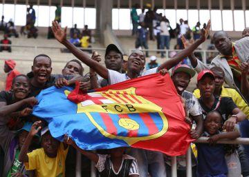 La marca Barça es la más seguida en el mundo, pero la segunda en España tras el Madrid