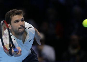 Dimitrov despega con la Copa de Maestros