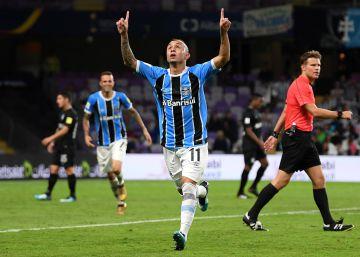 Gremio se clasifica a la final del Mundial de Clubes tras vencer a Pachuca (1-0)