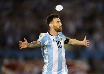 Messi ?¡Ojalá el fútbol me pague su deuda!?