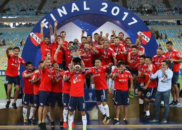 Independiente empata en el Maracaná y vuelve a ser el Rey de Copas