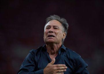 Los barras dejan sin entrenador a Independiente, el último campeón de la Sudamericana