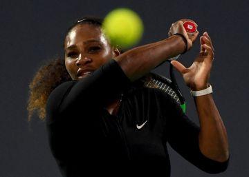 Serena Williams renuncia al Open de Australia