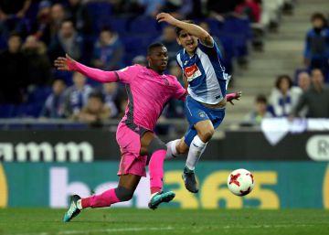 El Espanyol remonta al Levante y se mete en los cuartos de Copa