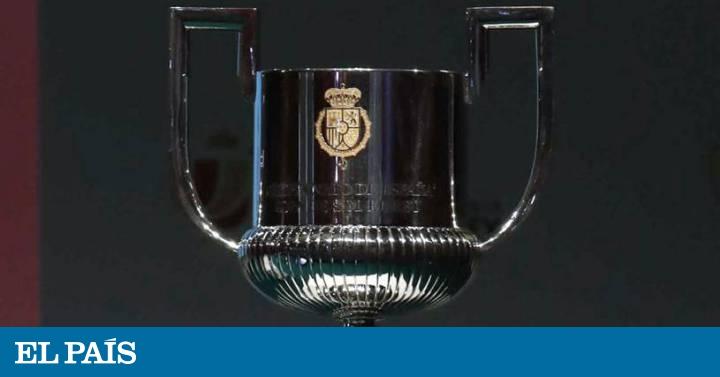 Sorteo de la Copa del Rey: Leganés - Real Madrid y Espanyol ...