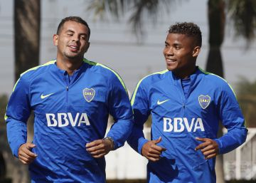 Barrios, Fabra y Cardona someten a Boca a otro escándalo sexual