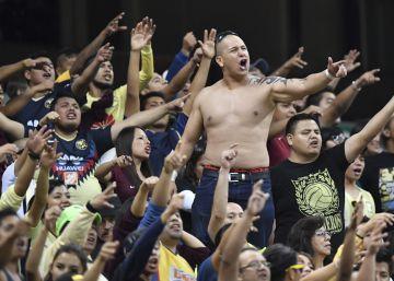 Ley seca para los aficionados del América en el clásico contra Pumas
