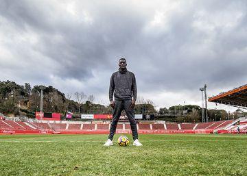 Olunga: agricultor, ingeniero, futbolista
