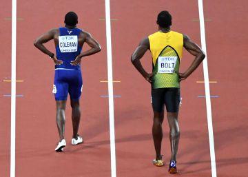 Coleman bate el récord de los 60m y comienza a reclamar la herencia de Bolt