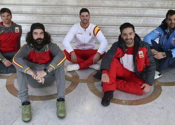 Los españoles que quieren acabar con 26 años de sequía en los Juegos de Invierno