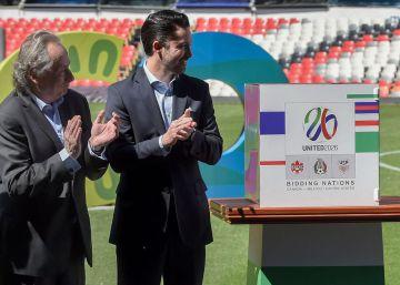 México abre los brazos para el Mundial de 2026